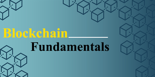 Blockchain Fundamentals